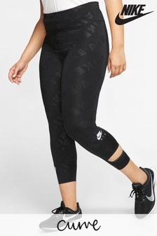 Nike Curve Air Black Leggings