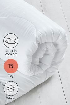 Sleep In Comfort 15 Tog Duvet