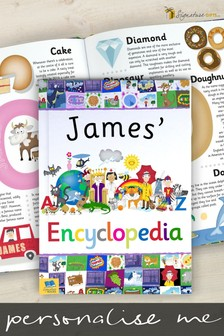 Personalised My Encyclopedia by Signature Book Publishing