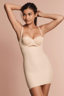Light Control Smoothing Wear Your Own Bra Slip