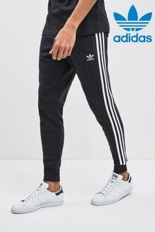 adidas slim joggers mens