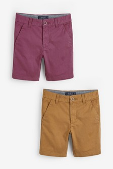 2 Pack Chinos (3-16yrs)