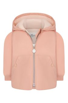 Bonpoint Baby Girls Pink Jacket
