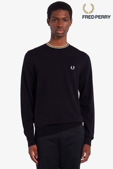Fred Perry Merino Classic Jumper