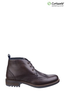 Cotswold Avening Brogue Chukka Boots