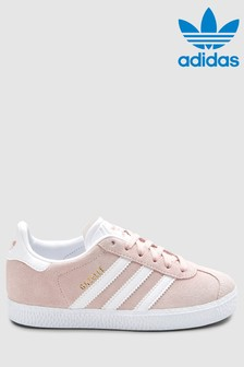 competitive price 928f2 b26db adidas Originals Pale Pink Gazelle