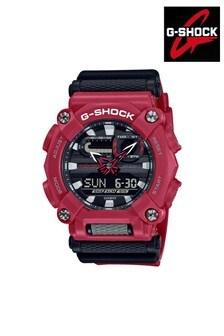 G-Shock Black/Red Heavy Duty GA-900 Watch