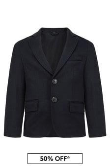 Emporio Armani Boys Navy Jacket