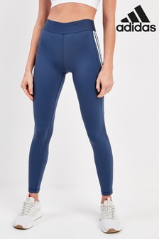 adidas Alpha Skin 3 Stripe Leggings