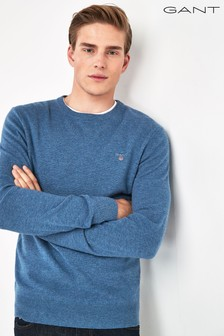 GANT Superfine Lambswool Crew Sweater