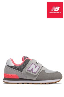 New Balance 574 Junior Trainers