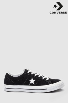 Converse zwarte One Star