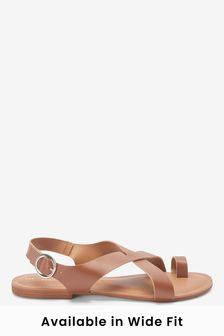 Forever Comfort® Toe Loop Sandals