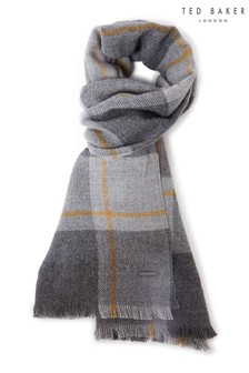 Ted Baker Suprise Checked Scarf