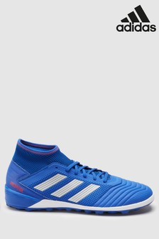 adidas Blue Exhibit Predator Turf