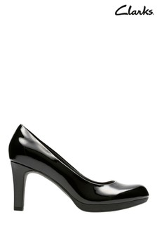 Clarks Black Adriel Viola Shoes