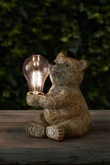 Solar Bear With Bulb