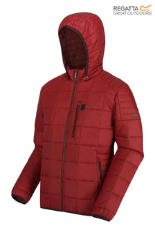 Regatta Red Danar Baffle Jacket