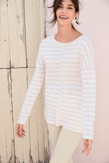 Stripe Tunic