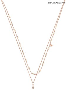 Emporio Armani Sentiment Necklace