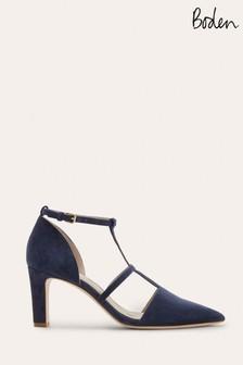 Boden Blue Mila Heels