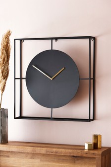 Extra Large Contemporary Wall Clock
