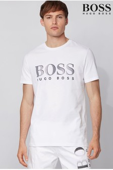 BOSS Natural RN T-Shirt