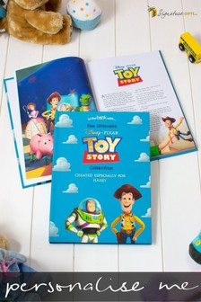 Personalised Disney™ Toy Story Collection Book by Signature Book Publishing