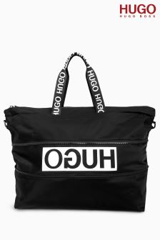 BOSS Black Tribute Logo Holdall