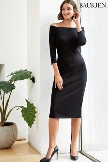 Baukjen Black Savannah Dress