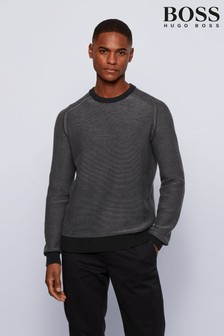 BOSS Akstumi Knit Jumper