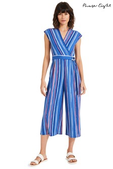 Phase Eight Multi Rhia Stripe Jumpsuit