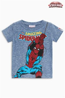 Spider-Man™ Short Sleeve T-Shirt (3mths-6yrs)