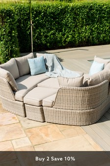 Cotswolds Day Bed By Maze Rattan