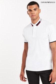 Emporio Armani Collar Poloshirt