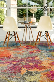Asiatic Rugs Pink Colores Cloud Rug