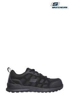 Skechers® Black Bulkin Ayak Trainers