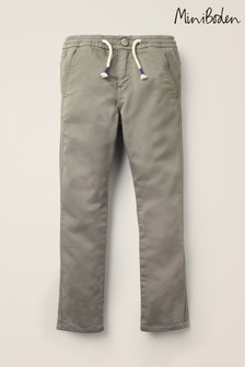 Mini Boden Grey Jersey Skinny Jeans