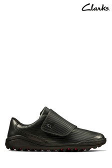 Clarks Black CircuitSwift K Sports Trainers