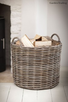 Giant Rattan Basket by Garden Trading