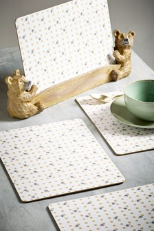 Bear Placemat Holder
