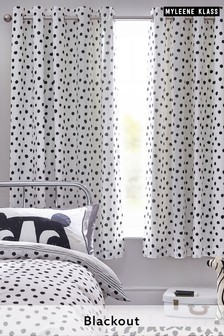 Myleene Klass Eyelet Blackout Eyelet Curtains
