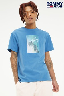 Tommy Jeans Printed Photo T-Shirt