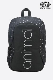 Animal Asphalt Grey Bright Backpack