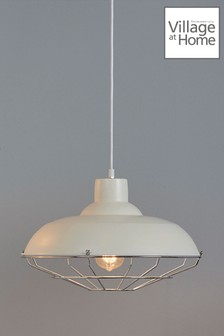 Village At Home Cobden Cage Light Fitting