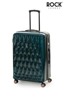 Rock Luggage Diamond Large Hard Shell Suitcase