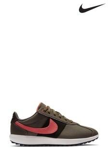 Nike Golf Khaki Cortez Trainers