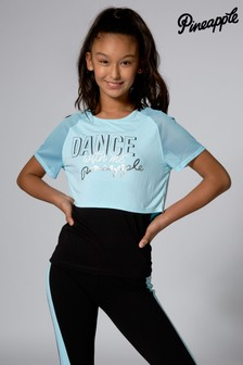 Pineapple Dance Double Layer T-Shirt Set