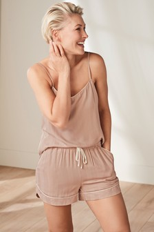 Emma Willis Cami Pyjama Short Set