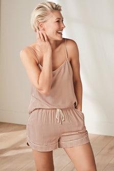 Emma Willis Cami Pyjama Short Set